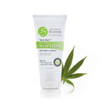 Weh Weh® Natural Relief Cream with CBD and Arnica