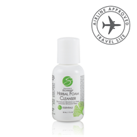 Herbal Foam Cleanser - travel size