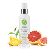 Grapefruit Cleanser - with FREE cleansing brush
