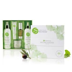Essentials Skin Care Collection: 5 Piece Set