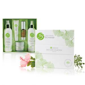Sensitive Skin Care Collection: 5 Piece Set