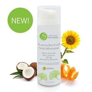 Flawless Skin Fluid® Tinted Moisturizer Mineral Sunscreen Broad Spectrum SPF 50