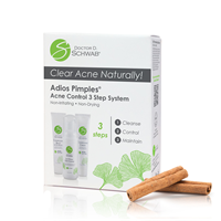 Adios Pimples® 3-Step Acne Control System