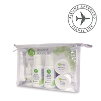 Sensitive Skin 5 Piece Travel Set